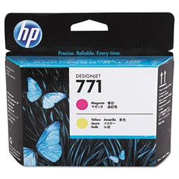 [CE018A] HP 771 Magenta / Yellow Printhead