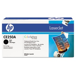 [CE250A] Black Color LaserJet Print Cartridge
