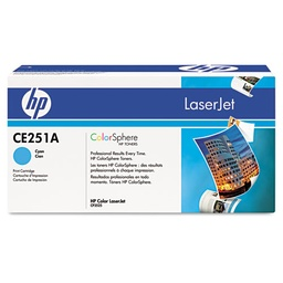 [CE251A] Cyan Color LaserJet Print Cartridge