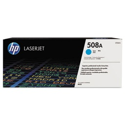 [CF361A] HP 508A Cyan Original LaserJet Toner Cartridge