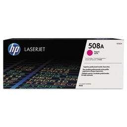 [CF363A] HP 508A Magenta Original LaserJet Toner Cartridge