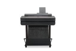 "[5HB08A] HP DesignJet T650 Large Format Wireless Plotter Printer - 24"", with convenient 1-Click Printing"