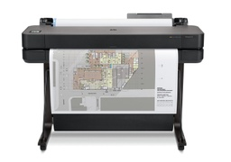 "[5HB11A] HP DesignJet T630 Large Format Wireless Plotter Printer - 36"", with convenient 1-Click Printing"